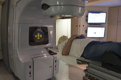 Radiation Therapy Treatment Royalty Free Stock Photo