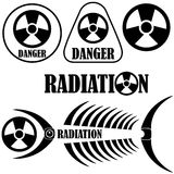Radiation Royalty Free Stock Images