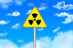 Radiations Hazard Stock Photos
