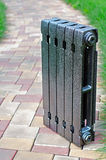 Radiator Royalty-vrije Stock Foto