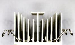 radiator Royalty-vrije Stock Afbeeldingen