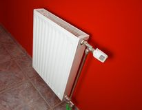 Radiator Royalty Free Stock Photo