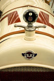 Radiator cap - 1913 Stutz Bearcat race car Royalty Free Stock Photography
