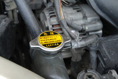 Radiator cap Stock Images