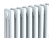 Radiator Stock Image