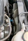 Radiator cooling fans Stock Image