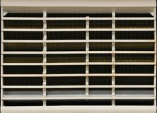 Radiator grid texture that perfectly loop Royalty Free Stock Image
