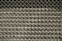 Radiator grille Stock Images
