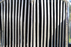 Radiator grille Royalty Free Stock Photos