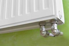 radiator klep Royalty-vrije Stock Fotografie