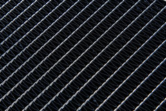 Radiator texture Stock Image