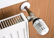 Radiator thermostat Royalty Free Stock Photo