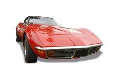 Radiatore anteriore del Corvette Immagine Stock Libera da Diritti