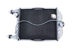 Radiatore automobilistico del liquido refrigerante, sulla a fotografia stock