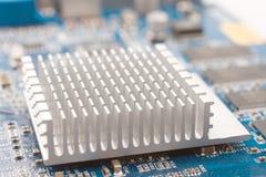 Radiatore del chip Immagine Stock Libera da Diritti