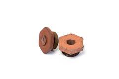 Radiatore del ferro del tappo Fotografia Stock
