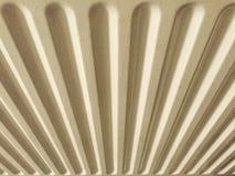 Radiatore del sistema di riscaldamento Immagini Stock