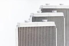 Radiatori di raffreddamento automobilistici Fotografia Stock Libera da Diritti