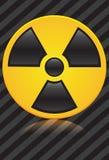 Radiazione illustrazione di stock