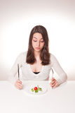 Radical diet. Stock Images