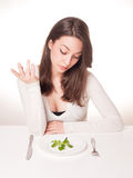 Radical diet. Stock Photography