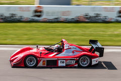 Radical race car. Photographed during Supercar Challenge event at Slovakia Ring on May 18 2013 stock photography