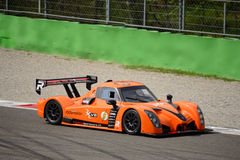 Radical RXC V8 car test at Monza Royalty Free Stock Photography
