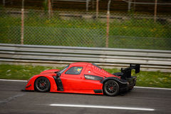 Radical RXC V8 car test at Monza Stock Images