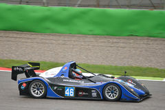 Radical SR8 car racing at Monza Stock Photo