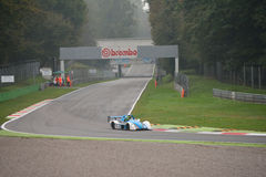 Radical SR8 car racing at Monza Royalty Free Stock Photography