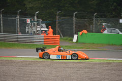 Radical SR8 car racing at Monza Stock Photos
