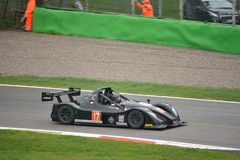 Radical SR3 RSX car racing at Monza Stock Image