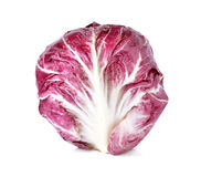 Radicchio, red salad Stock Images