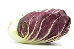 Radicchio red salad  Royalty Free Stock Photography