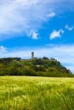 Radicofani fortress in Siena, Italy Stock Photos
