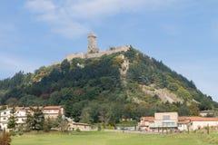 Radicofani fortress in Siena, Italy Royalty Free Stock Photography