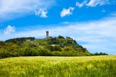 Radicofani, Siena, Italy Royalty Free Stock Image