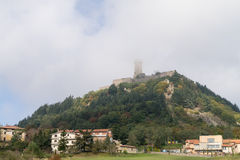 Radicofani, Tuscany, Italy Royalty Free Stock Image