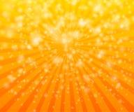 Radiell bakgrund för abstrakta festivalvinnare Royaltyfri Bild