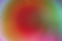 Radiell cirkel f?r r?d abstrakt bakgrund brigham royaltyfri illustrationer