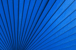 Radiella blått fotografering för bildbyråer