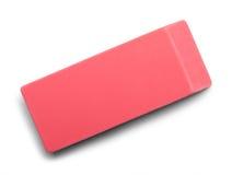 Radiergummi-rosa Spitze stockfoto