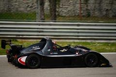 Radikaler Autotest SR3 RS in Monza Lizenzfreies Stockbild