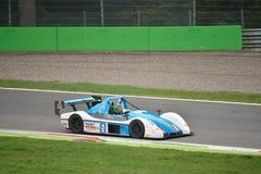 Radikales Autorennen SR8 in Monza Lizenzfreie Stockfotografie