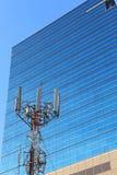 Radioübertragungposten lizenzfreie stockbilder