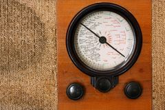 Radio Stock Afbeelding