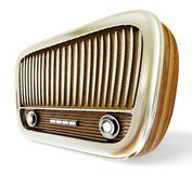 Radio Photographie stock