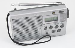 Radio Fotografie Stock