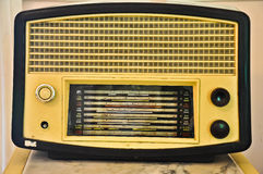 Radio Photo stock
