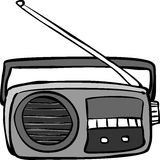 Radio Stock Image